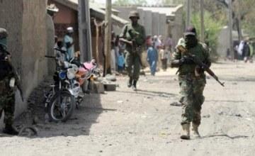 Nigerian Army Discover Mass Grave in Damasak