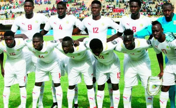 U20 qualification historique du s n gal la coupe du monde - Qualification coupe du monde afrique ...