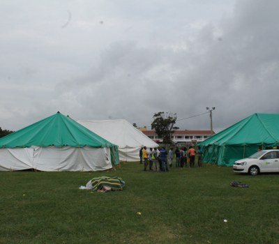 South Africa: Camp Houses 300 Displaced Migrants