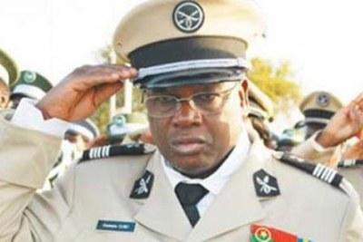Ousmane Guiro ex Dg des Douanes au Burkina Faso