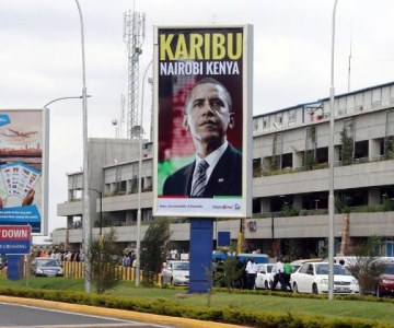 Welcome to Kenya, President Obama