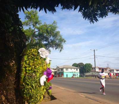After Ebola, the Liberia Marathon Returns: In Pictures