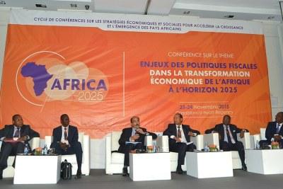 Conférence de Africa 2025 du 23, 24 Novembre 2015 à Casablanca