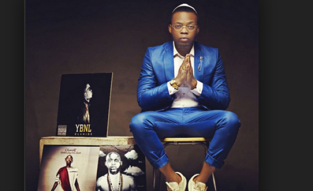 Rapper Olamide Named MTV Base Naija Hottest Artist