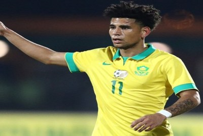 Captain of the South African Men's U-23 National Team Keagan Dolly
