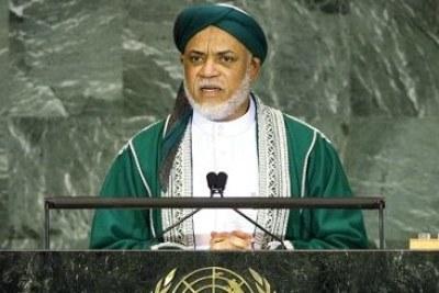 Discours de Ahmed Abdallah Mohamed Sambi à la 64e Assemblée générale de l'ONU