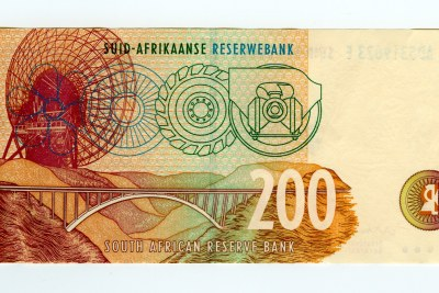 Billet de banque Sud Africain - 200 Rand