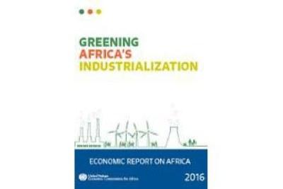 Rapport Economique sur l'Afrique 2016