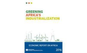 ERA 2016 - Accent sur l'industrialisation verte et inclusive