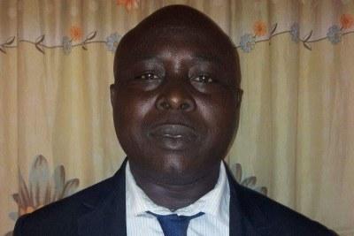 Solo Sandeng, secrétaire national à l'organisation du Parti démocratique uni (UDP, opposition), mort le samedi 16 avril en Gambie