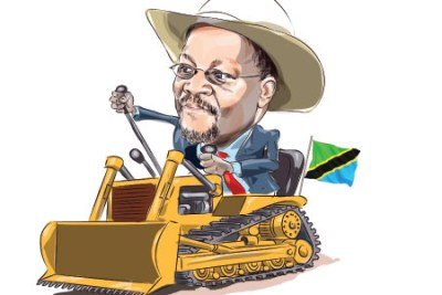 Dubbed the bulldozer, Tanzania under President John Magufuli has revoked the appointment of the Board Chairman as per section 2 (1) (a) of the NSSF Act.