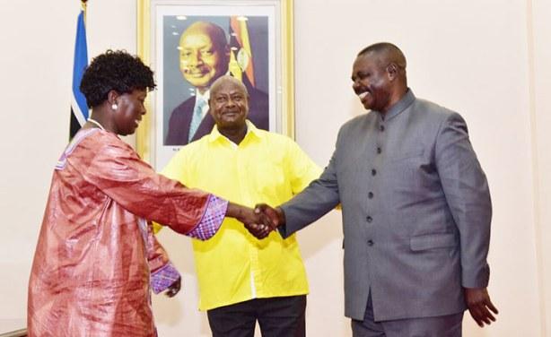 Row Between Ugandan Speaker, Deputy Continues - allAfrica.com