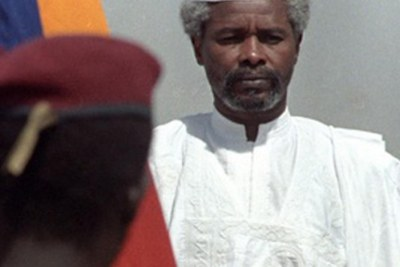Former Chadian Dictator Hissene Habre