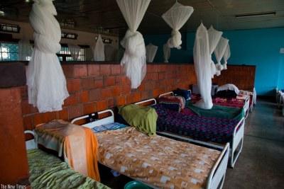 Mosquito nets (file photo).