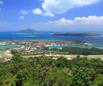 Breathtaking Views in Seychelles