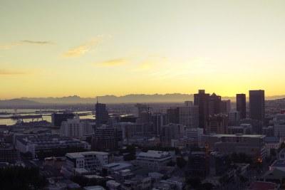 Cape Town skyline (file photo).