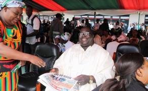 Outspoken Kambwili Makes Bail, Loses Zambia Parliament Seat