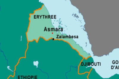 Le différend frontalier entre les deux voisins rivaux, l'Ethiopie et l'Erythrée, dure depuis la fin des années 1990.