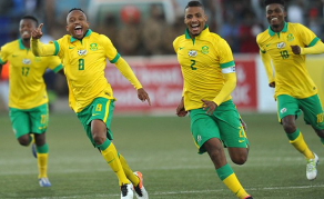 Bafana Beat The Stallions to Revive 2018 World Cup Hopes