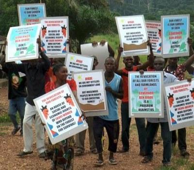 IN PHOTOS: Nigeria's Ekuri Forest is in Danger