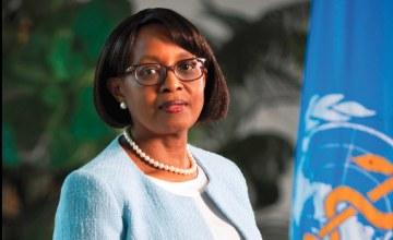 OMS - Le Dr Matshidiso Moeti réélue pour un nouveau mandat de quatre ans