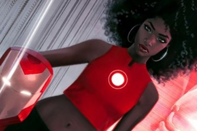 If you're a fan of the Marvel superhero world, you'll already have noticed that the next Iron Man is a black woman... Her importance shouldn't be underestimated in a world where girls and young women still feel intimidated by technology and need even fictional role models to show them that anything is possible and no field is taboo.
