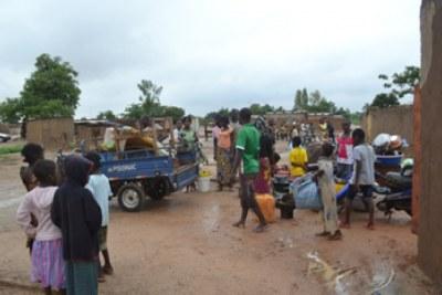 Inondations à Ouaga : 4 morts et 2000 ménages touchés