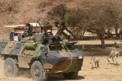 (Photo d'archives) - Opération Barkhane, deux ans