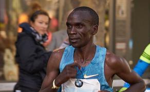 Kenya's Eliud Kipchoge Sets New World Record in Berlin