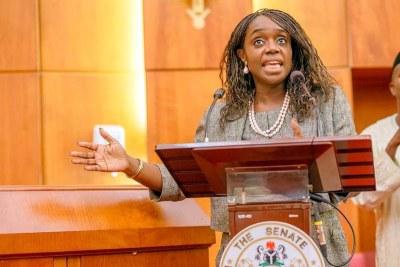 Minister of Finance Kemi Adeosun.