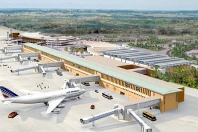 Dodoma Airport.