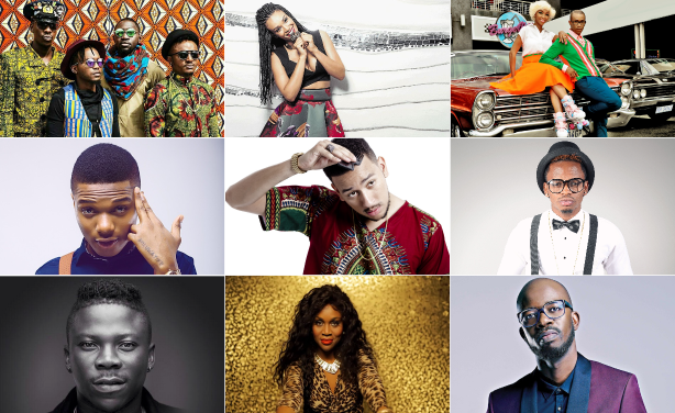 African Artists to Battle for Honours at MTV Music Awards
