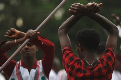 (Archives) - Les manifestants ont bloqué des routes dans plusieurs villes de la région d'Oromia