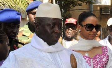 L'opposition équato-guinéenne exige le départ de Yahya Jammeh