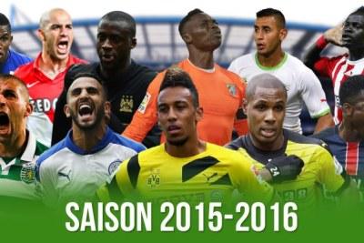 Qui pour succéder à Pierre-Emerick Aubameyang pour le titre de meilleur joueur africain de l'année 2016 ?