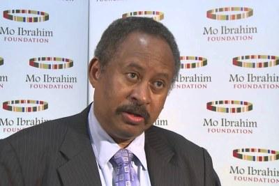 M. Abdalla Hamdok, Secrétaire exécutif adjoint de la CEA