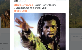 Africa: 12 Surprising Facts About Reggae Star #LuckyDube