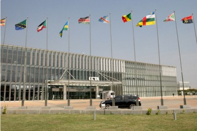 Drapeaux des pays membres de la CIRGL