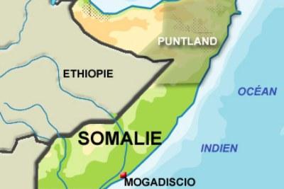 Qandala est une ville portuaire située dans la région semi-autonome du Puntland, au nord-est de la Somalie.