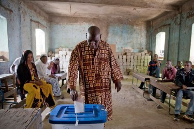 Elections municipales au Mali