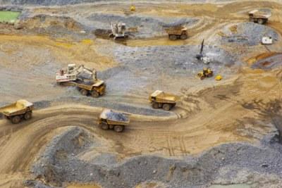 Acacia mining (file photo).