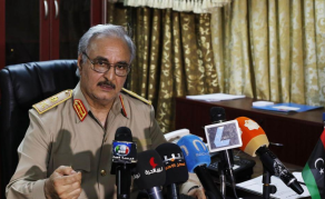 Meet Khalifa Haftar, Self-Declared Leader of East Libya
