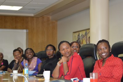 Ladies who attended the Women in Technology breakfast in Nairobi appreciated the opportunity to network.