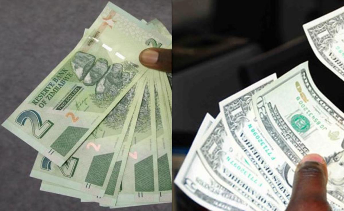 Panic Grips Market As Zimbabwe Dollar Plunges