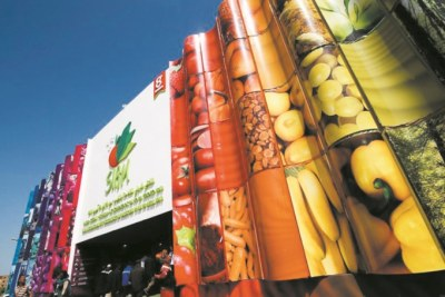 Salon international de l'agriculture au Maroc (SIAM)