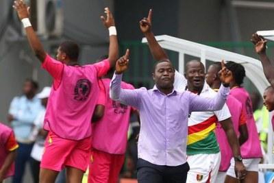Victoire de la Guinée contre le Gabon U17