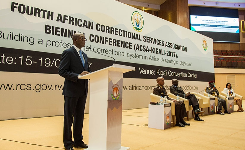 Africa: Rwanda Takes Vice Chair of African Correctional Services