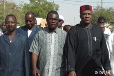 Des leaders de la société civile mobilisés à Niamey