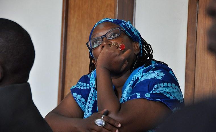 Stella Nyanzi's Case Against Makerere University Delayed