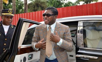 Le Brésil saisit 16 millions de dollars dans les valises du fils Obiang